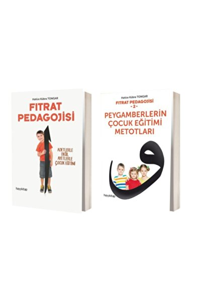 Hatice Kübra Tongar Fıtrat Pedogojisi Seti 2 Kitap - Fıtrat 1 - Fıtrat 2