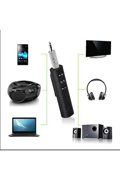 3.5mm Aux Mini Portable Bluetooth Car Audio Receiver Car Bluetooth Aux Adapter
