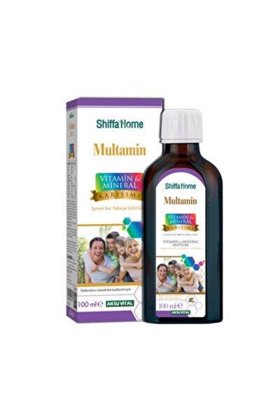 Multamin Şurup Vitamin ve Mineral Karışımı 100 ml