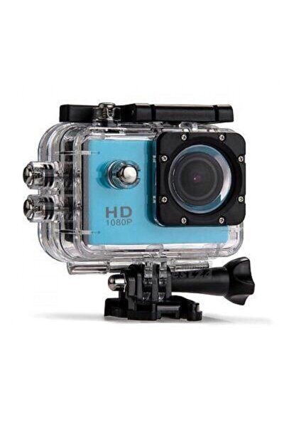 Full Hd Su Geçirmez Aksiyon Kamerası 1080p