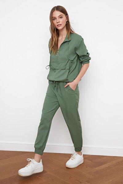 Mint Jogger Beli Lasitkli Pantolon TWOSS21PL0234