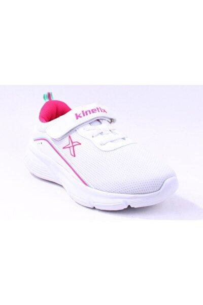 PIONS Beyaz Kız Çocuk Koşu Ayakkabısı 100493685