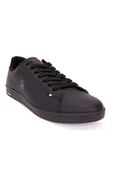 Kadın Siyah Franco Dhm Sneaker Ayakkabı
