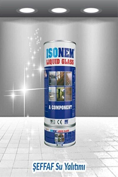 Liquid Glass (Sıvı Cam) 2 Kg Şeffaf Zemin Su Yalıtımı