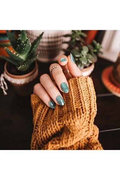Badem Çiçekleri Tırnak Dövmesi,Tırnak Tattoo,Nail Art ,Tırnak Sticker