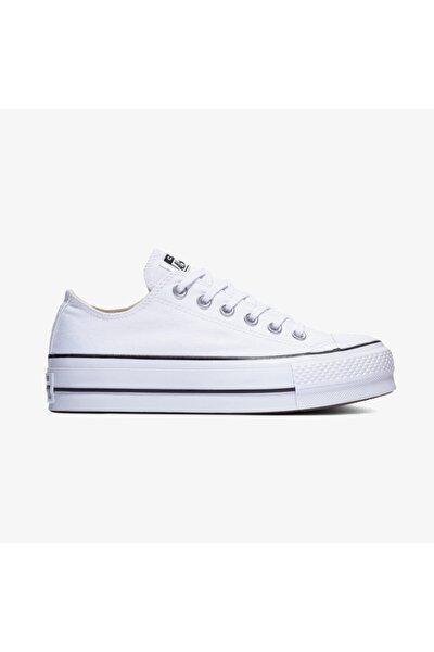 Chuck Taylor All Star Lift Kadın Beyaz Sneaker
