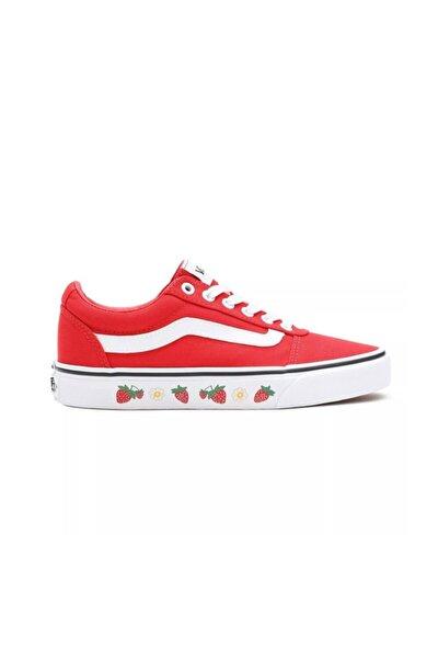 WM WARD Kırmızı Kadın Sneaker Ayakkabı 101096564