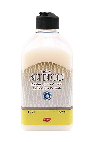 Extra Parlak Sır Vernik 500 ml