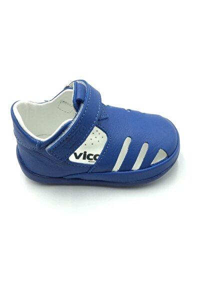 Ilk Adım Erkek Deri Mavi Ayakkabı