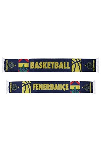 18-19 Basket Renkli Logo Şal