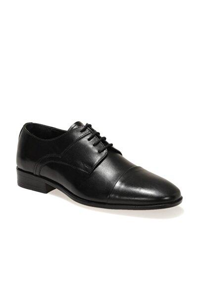 2386-3 1 FX Siyah Erkek Klasik Ayakkabı 101015109