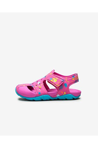 SIDE WAVE - Küçük Kız Çocuk Pembe Sandalet 86428N HPTQ