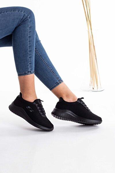 Sneaker Yüksek Taban