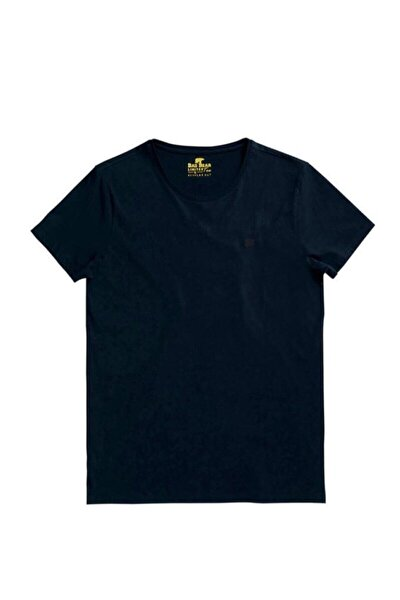 Solid Tee Navy T-shirt (19.01.07.045-c07)
