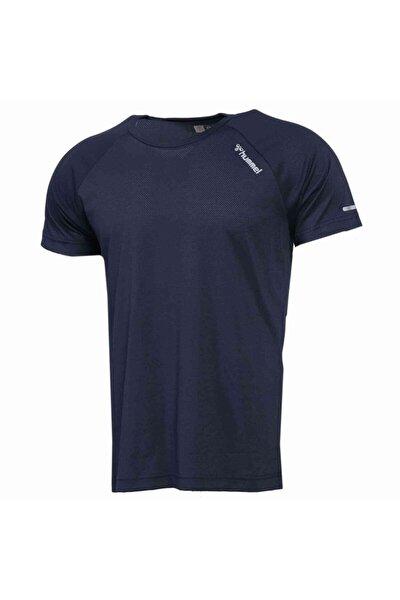 HMLVENGE Lacivert Erkek T-Shirt 101085882