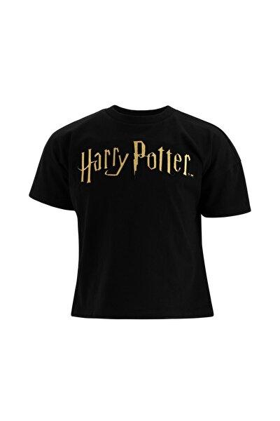 Kız Çocuk Harry Potter Lisanslı Tişört