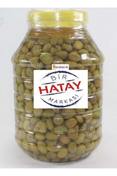 Antakya El Kırma Yeşil Zeytin 5 kg