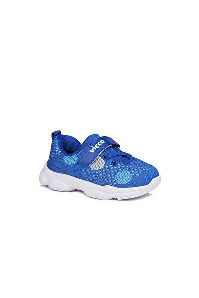 Baron Erkek Çocuk Saks Mavi Spor Ayakkabı