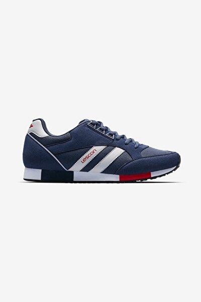 Boston Sneakers L-6540 Erkek Lacivert Spor Ayakkabı.