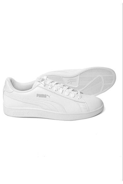 Erkek Beyaz Smash Buck Ayakkabı