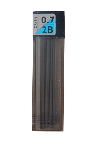 0.7 Kalem Ucu 2b 60 Mm Mono Adet