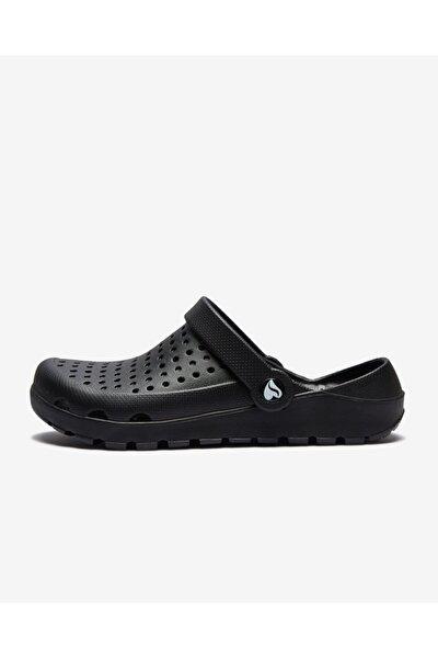 FOOTSTEPS - TRANSCEND Kadın Siyah Sandalet