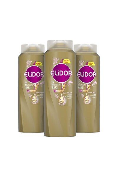 Saç Dökülmesine Karşı Bakım Saç Bakım Şampuanı 650 ml X3