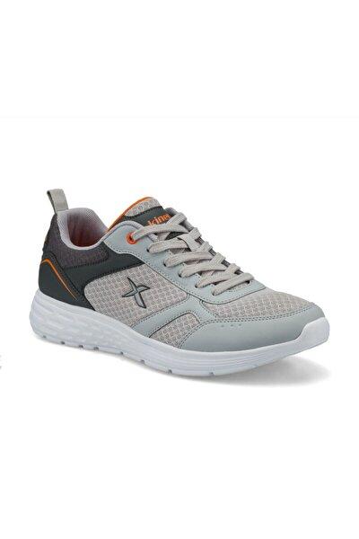 Kadın Gri Yürüyüş Spor Ayakkabı
