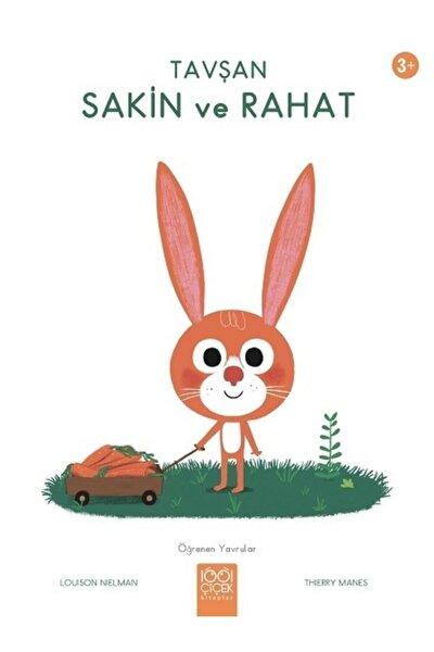 Tavşan Sakin Ve Rahat-öğrenen Yavrular 3+