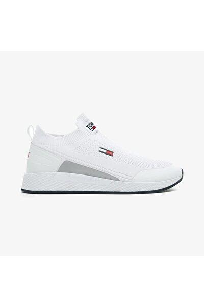 Erkek Beyaz Sneaker