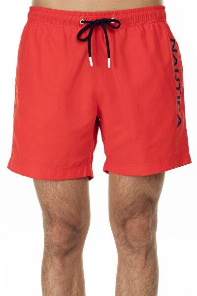 Erkek Kırmızı Mayo Short T02112t 6ey