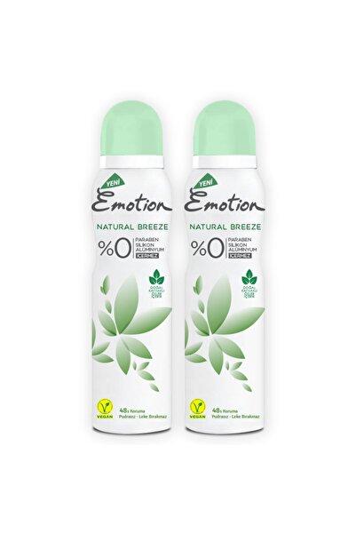 Natural Breeze Deodorant 2x150ml