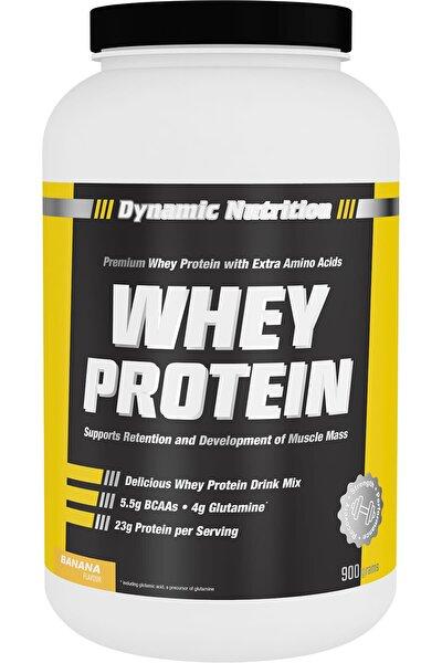 Protein Tozu 900 gr Muz Aromalı