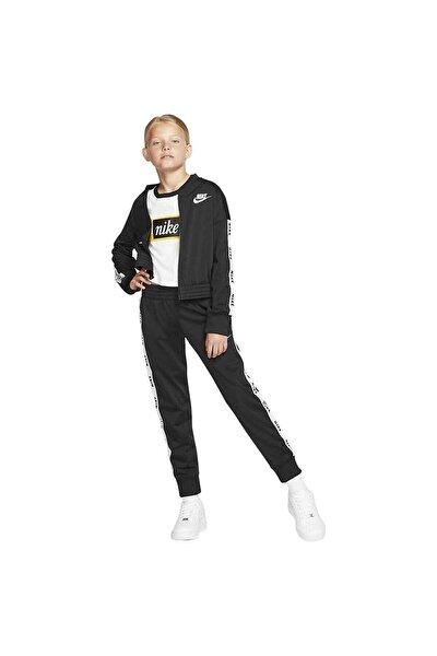 Kız Çocuk Siyah Eşofman Takımı Bv2769-010