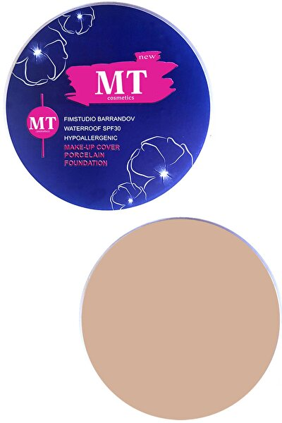 Mt Porselen Makyaj Seti Make-up Cover (212:esmer Ten)