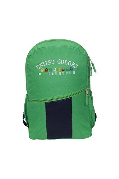 Unisex Yeşil Sırt Okul Çantası Q-052 70058