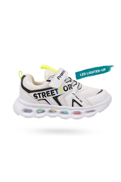Led Işıklı Anatomik Spor Ayakkabı