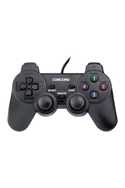 C-850 Bilgisayar Pc Oyun Konsol Game Pad Kolu Titreşimli
