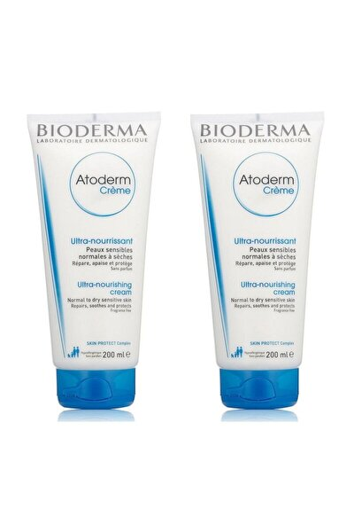 Atoderm Cream 200 ml 2 Adet