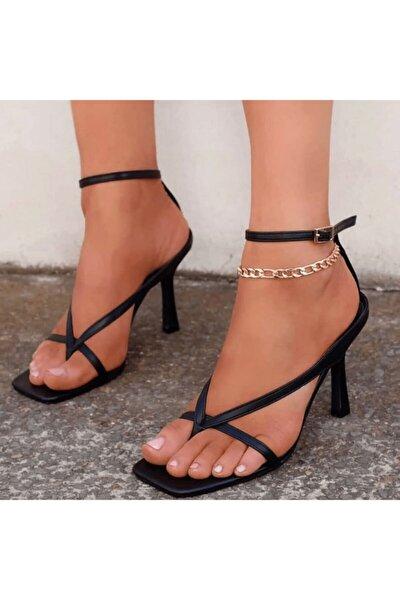 Jen Topuklu Sandalet