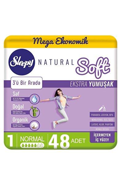 Natural Soft Ekstra Yumuşak Normal 48 Ped