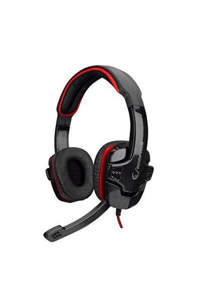 Rampage Sn-r9 Oyuncu Siyah/kırmızı Mikrofonlu Kulaklık