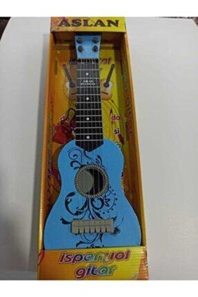 Aslan Toys 50 Cm Oyuncak Ispanyol Gitar ( Poşet Ambalajlı)