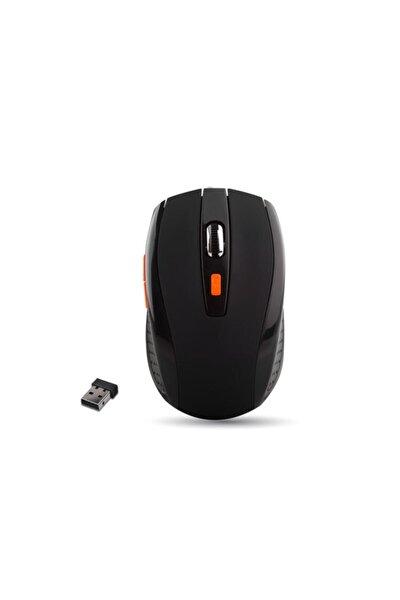 Sm-442 Siyah Kablosuz Optik Mouse 2.4 Ghz