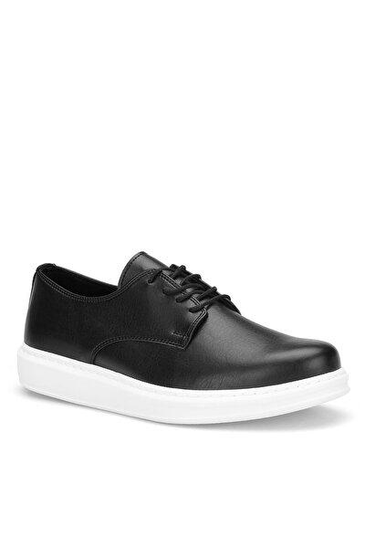 Siyah Beyaz Erkek Casual Ayakkabı DS.CHK003
