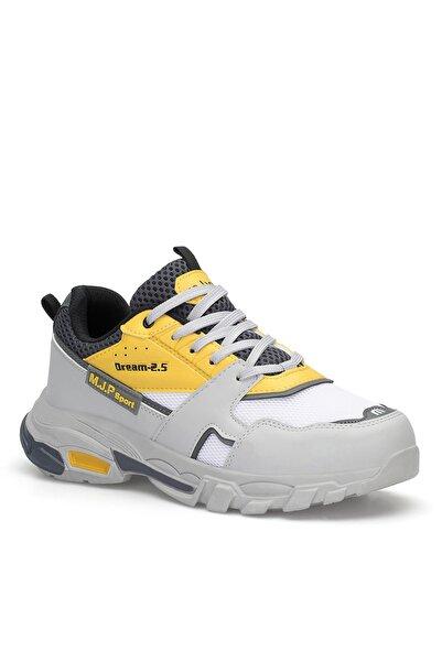 Füme Sarı Unisex Sneaker