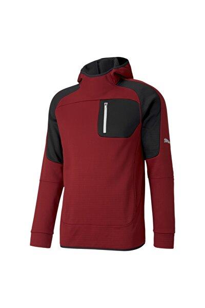 Erkek Evostrıpe Warm Kapüşonlu Sweatshirt