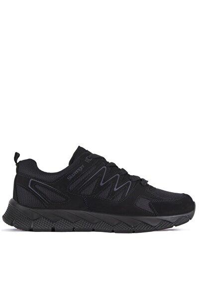 KROM  Sneaker Kadın Ayakkabı Siyah / Siyah SA11RK096