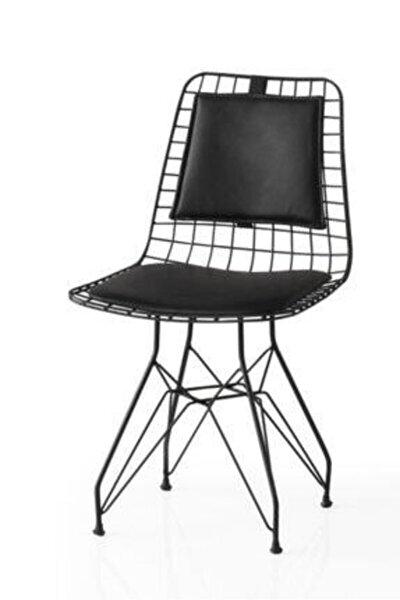 Sırlıklı Tel Sandalye