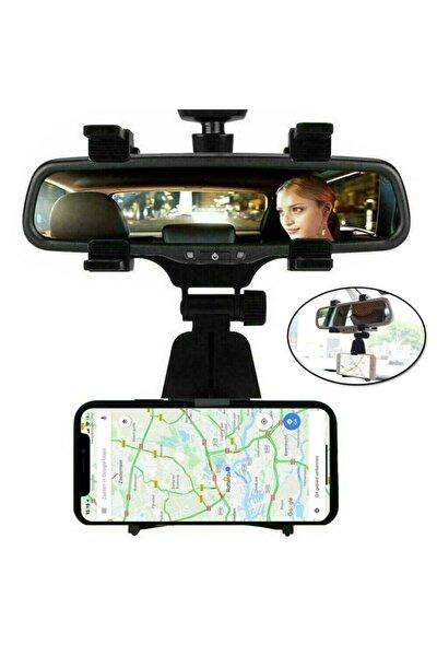 Araç Içi Telefon Tutucu Dikiz Aynası